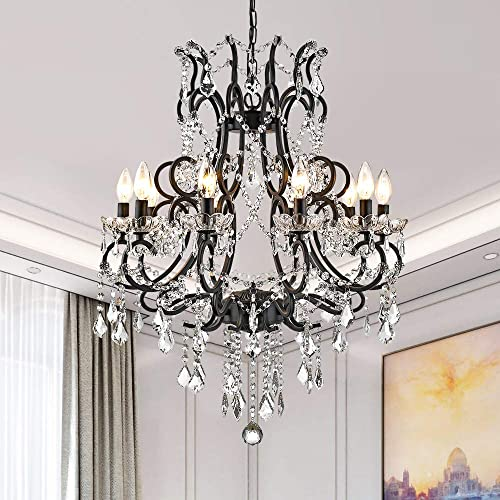Modern Contemporary K9 Crystal Chandelier Pendant Ceiling Lighting Fixture