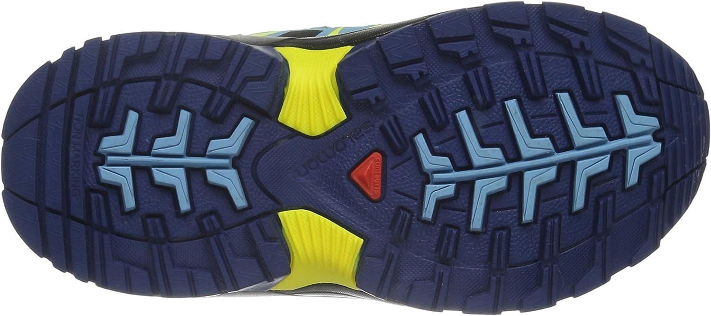 SALOMON XA Pro 3D CSWP Chaussures de Running Entrainement Mixte Enfant