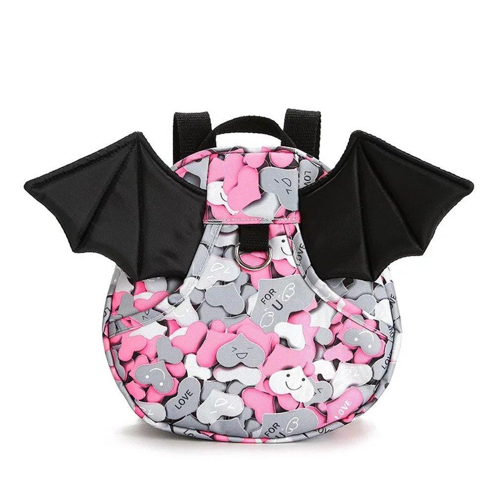 Zerci. Mochila con arnés de seguridad para niños y niñas, bolsa ...