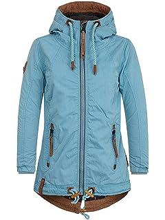 Naketano Damen Jacke The Magic Stick Pimmel Jacke  Amazon.de  Bekleidung 6816062f8f