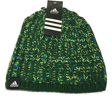 0eca33ad5 adidas Boulder Beanie Winter Hat F87917 (Small) Green: Amazon.co.uk ...