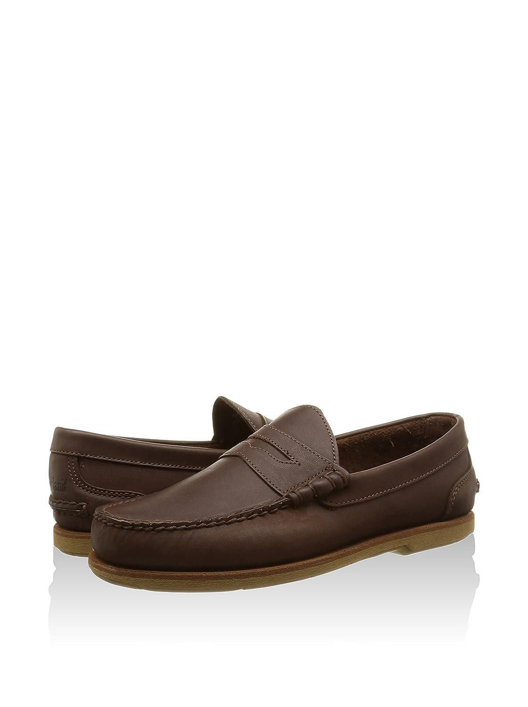 Timberland Slipon Penny, Mocasines para Hombre, Marrón, 40 EU: Amazon.es: Zapatos y complementos
