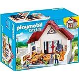 Playmobil 6865 - Jeu - Ecole avec Salle de Classe