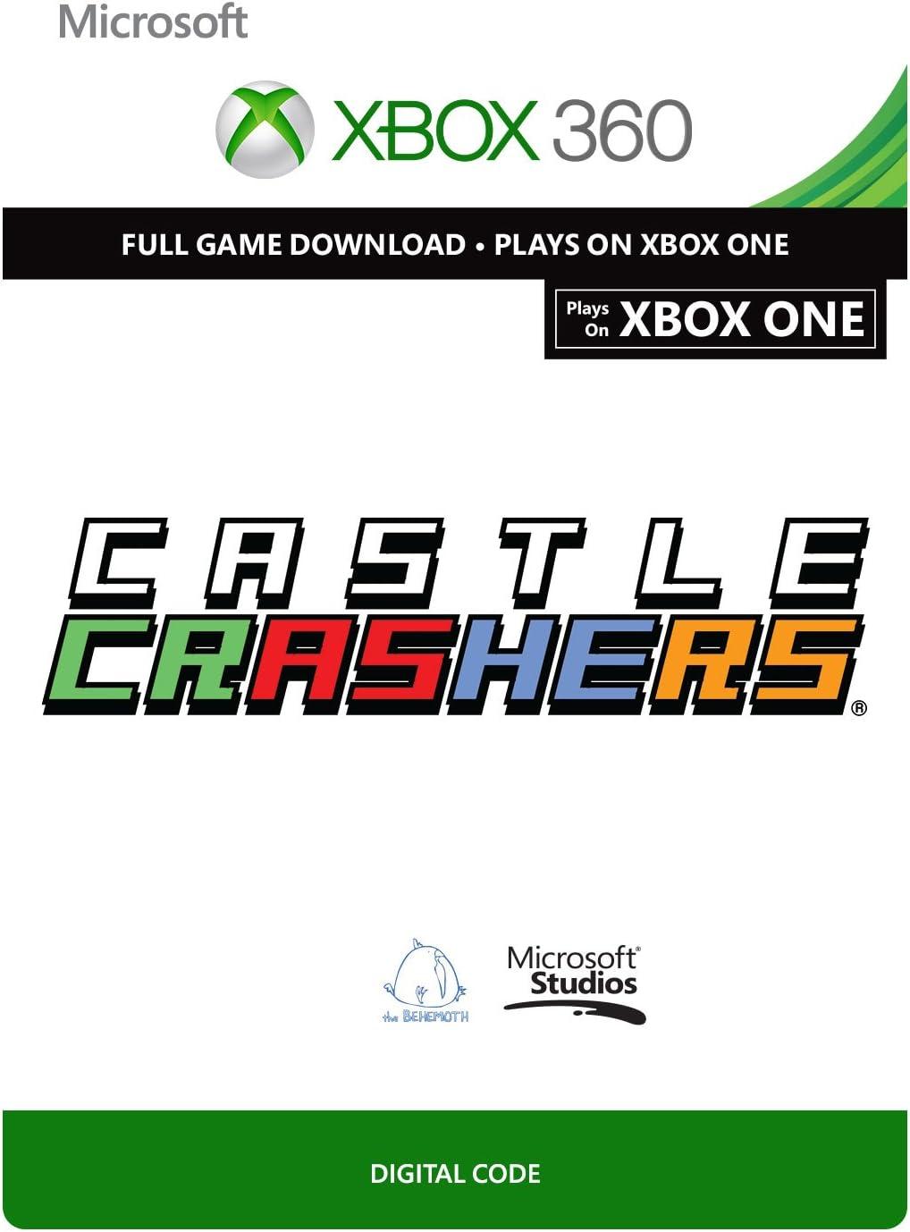 Amazon com: Castle Crashers - Xbox 360 Digital Code: Video Games