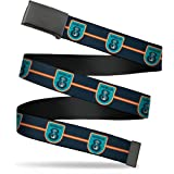 1.5 Wide-Fits up to 42 Pant Size Buckle-Down unisex-adults Web Belt Minions Multicolor