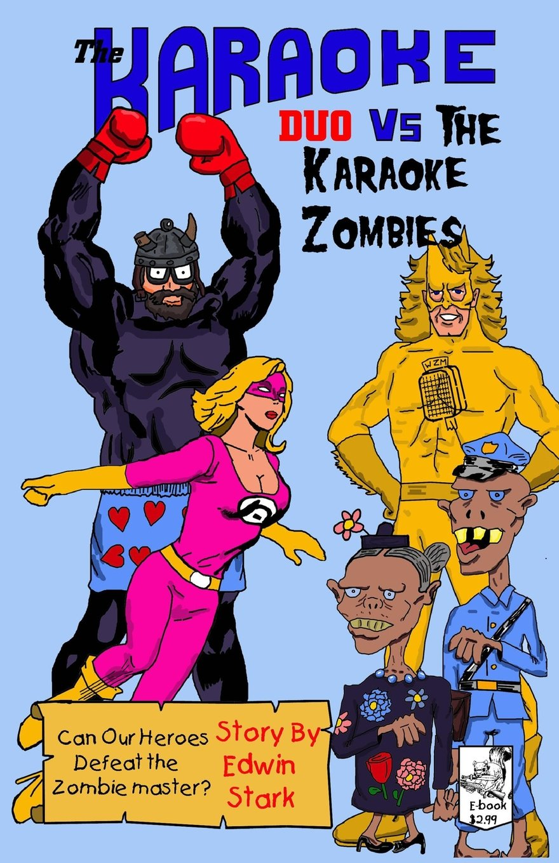 The Karaoke Duo Vs. The Karaoke Zombies: Volume 1: Amazon.es ...