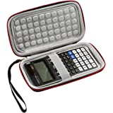 LuckyNV Que Lleva la Bolsa de la Caja del Organizador del almacenaje del Viaje para Casio FX-82DE Plus/FX-85DE Plus/FX-991EX / FX-991DE Calculadora científica de ingeniería