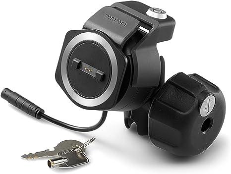 TomTom RIDER Premium Pack - GPS para motos de 4.3 pulgadas, negro ...