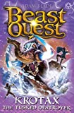 Krotax the Tusked Destroyer: Series 23 Book 2 (Beast Quest)