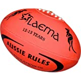 LAEMA Advance Aussie Rules Football Hitech Pin Grip Synthetic Rubber AFL Ball Size 3