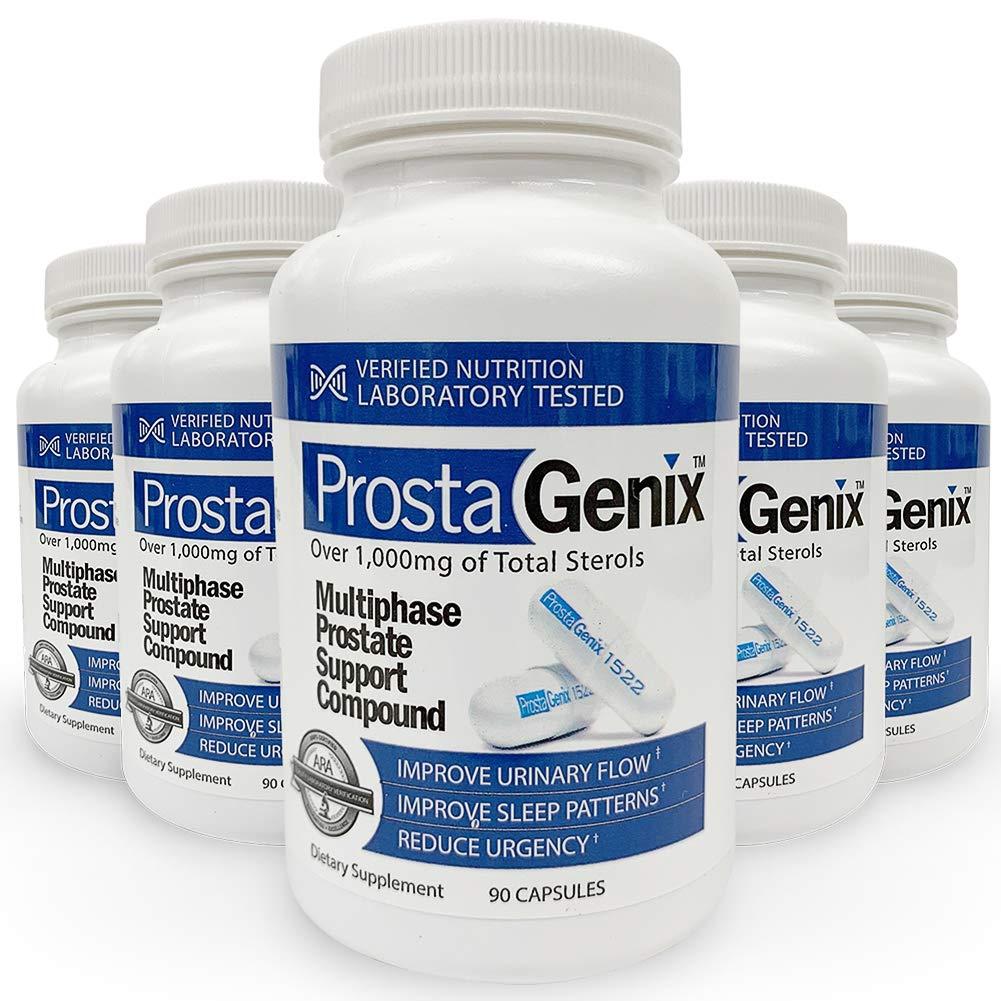 ProstaGenix Multiphase Prostate Support - 5 Bottles