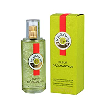Roger Gallet Fleur D Osmanthus Fresh Fragrant Water For Women Men