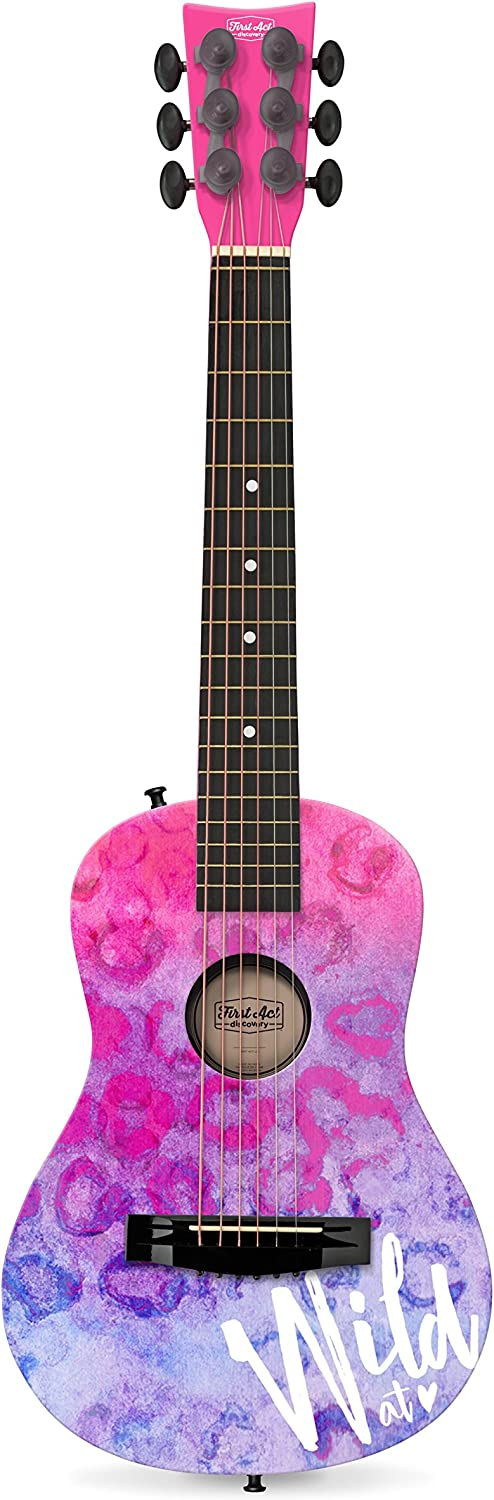 Top 10 Best First Act Acoustic & Electric Guitar Reviews in 2020 8