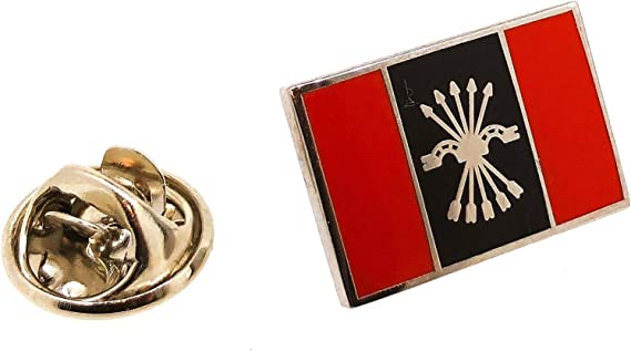 Gemelolandia Pin de Solapa Emblema Falange: Amazon.es: Ropa y accesorios