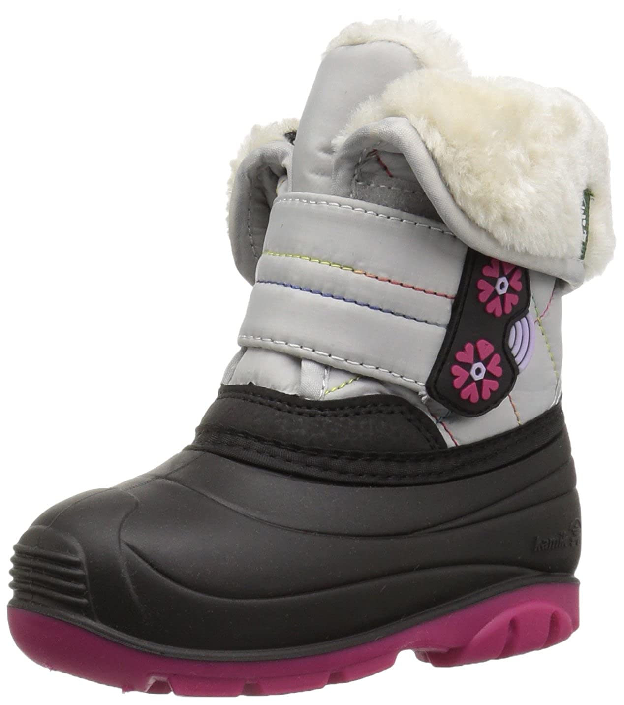 Kamik Girl's Frostline Snow Boot, -