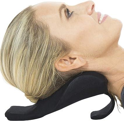 Neck And Shoulder Relaxer Neck Pain Relief Massage Pillow Neck Support Pillow DE