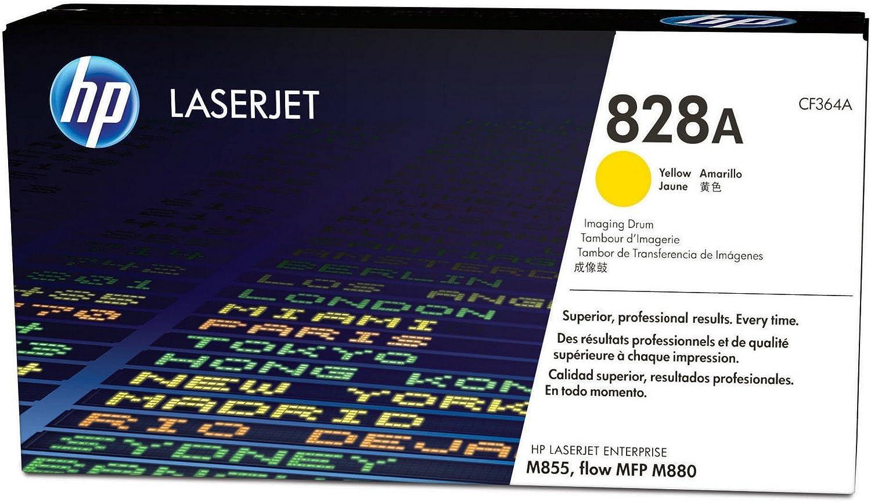 HP 828A | CF364A | Toner Cartridge | Yellow Image Drum