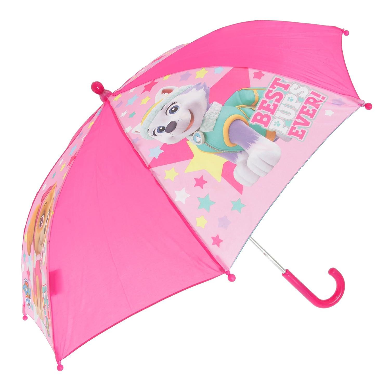 Paw Patrol. Kinder Regenschirm (Einheitsgröße, Fuchsia) UTUM323_1