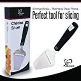 K BASIX - Stainless Steel 8.2 Inch Cheese