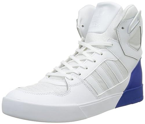 adidas Zestra, Zapatillas Altas para Mujer, Blanco FTWR White/Collegiate Royal, 42 EU: Amazon.es: Zapatos y complementos