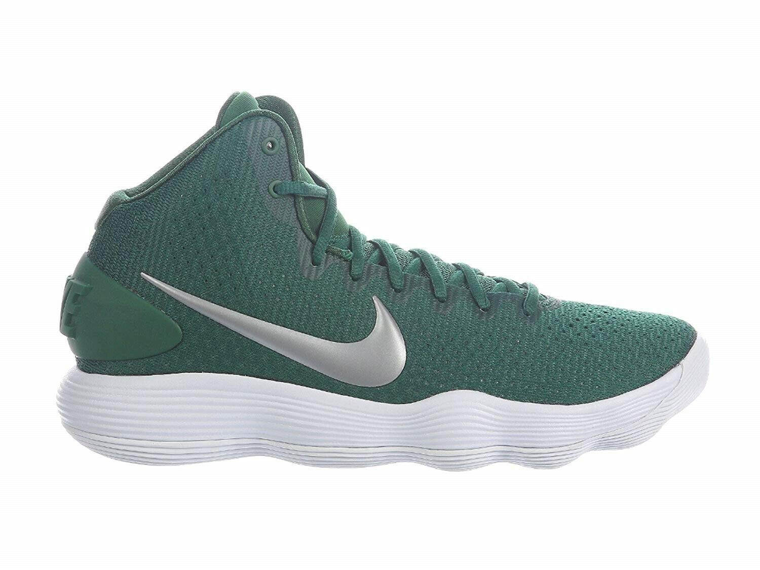 c0508dee9954 Amazon.com  Nike Men s Hyperdunk 2017 TB Basketball Shoes 897808 300 Green  Size 13 (1R4)  Sports Collectibles