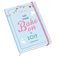 Great British Bake Off A5 Official 2019 Diary - A5 Diary Format