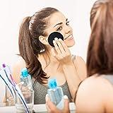 SIQUK 24 Pieces Makeup Remover Pads Reusable
