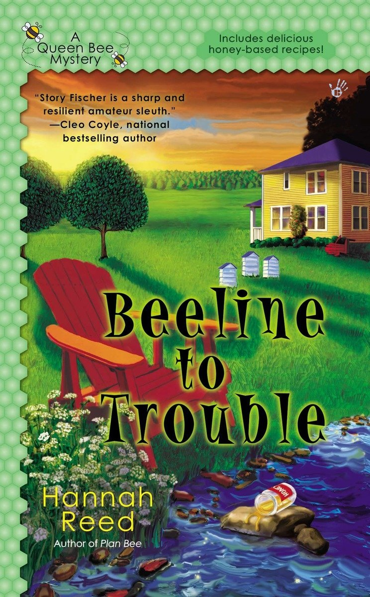 Beeline Trouble Queen Bee Mystery