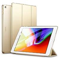 Cover Nuovo iPad 2018/2017 9.7 pollici, ESR Custodia Ultra Sottile e Leggere, Slim Smart Case Magnetico Con la Funzione Auto Sleep per Apple New iPad 9,7 inch 2018/2017 Release.