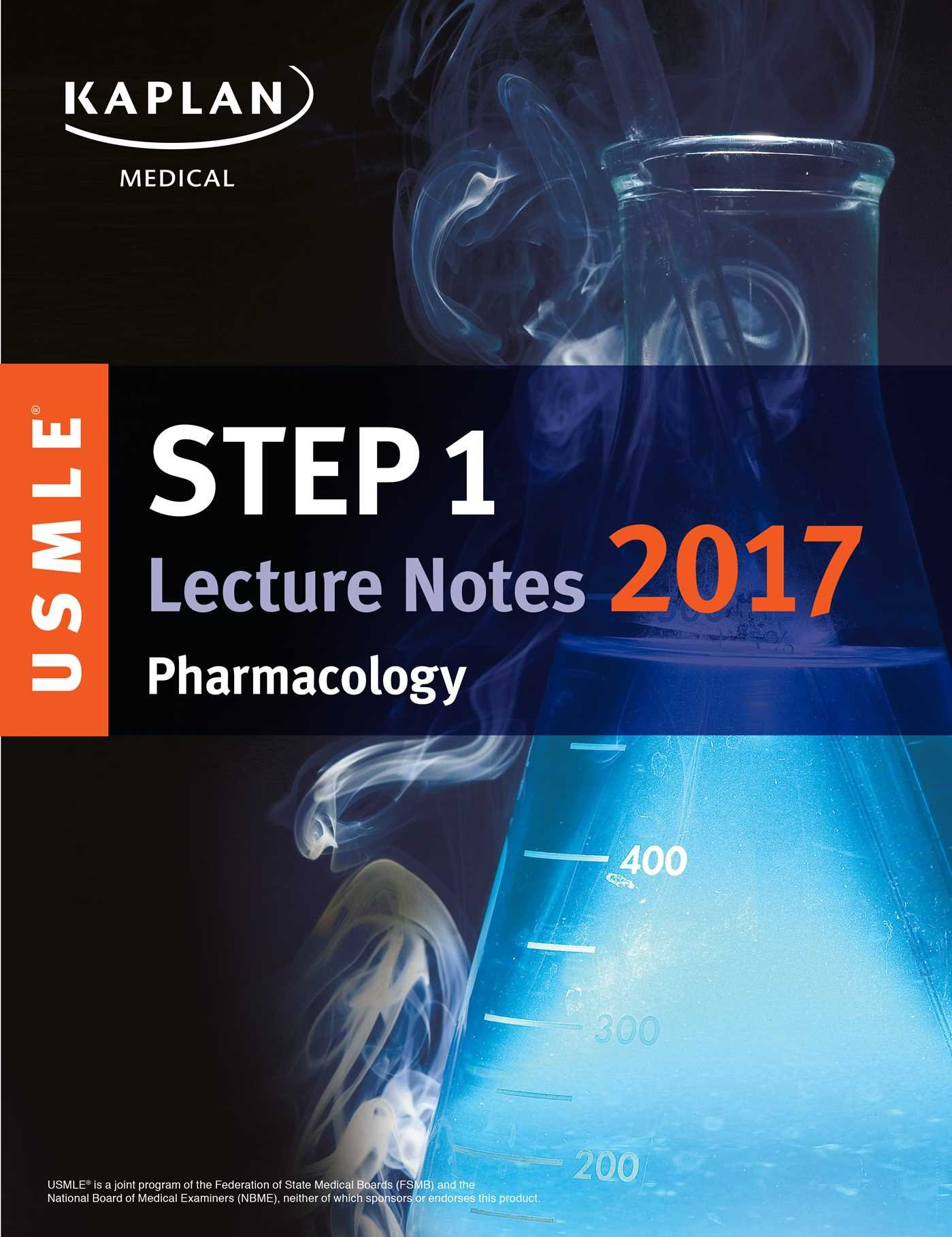 Buy USMLE Step 1 Lecture Notes 2017: Pharmacology (USMLE Prep) Book ...
