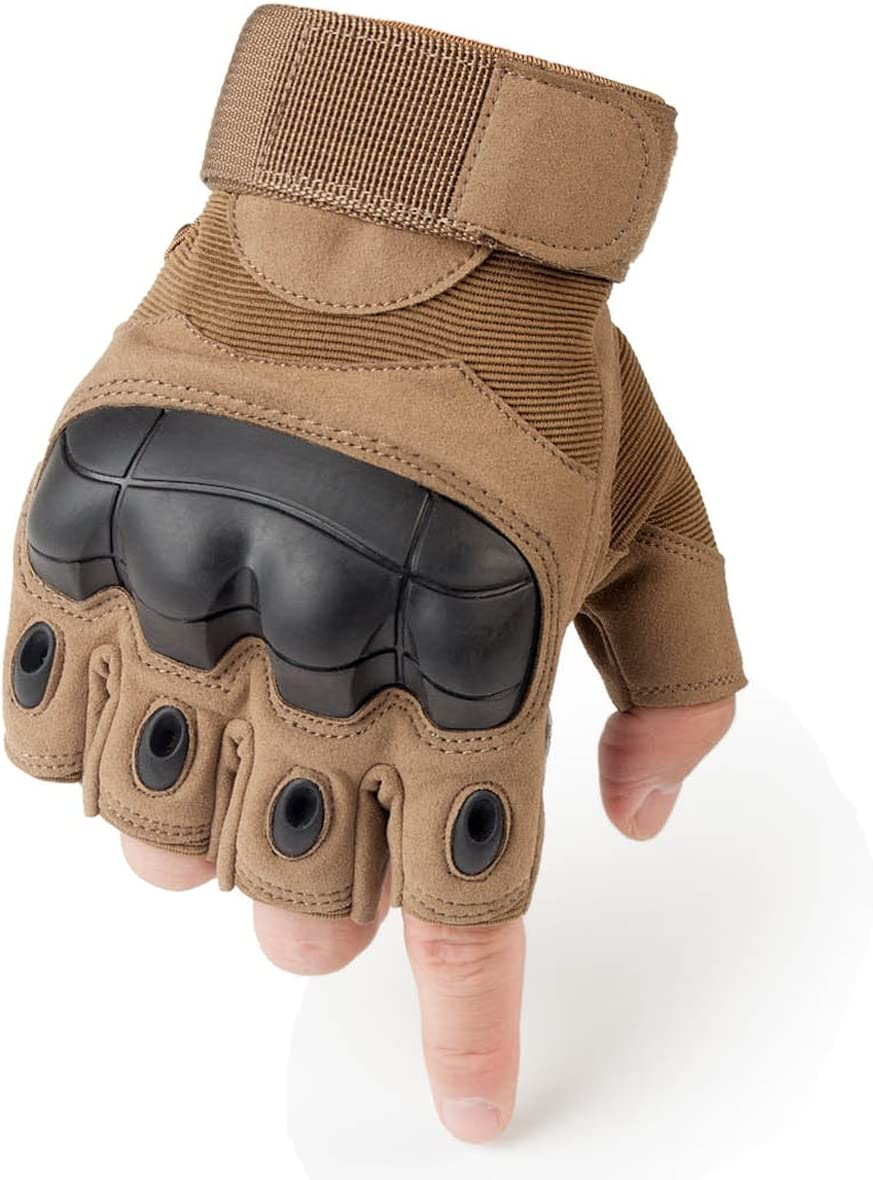 Half Finger Outdoor Gloves for Driving Cycling Sporting Motorcycle