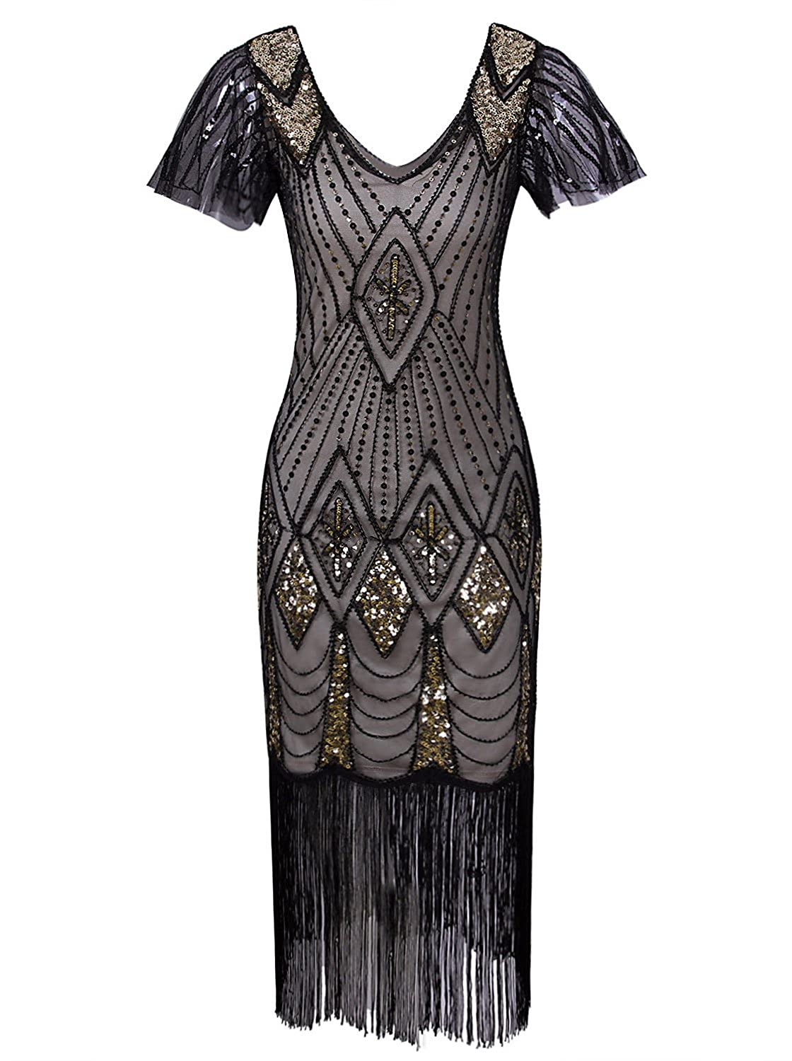 Top 10 wholesale 1920s Gatsby Style Dress - Chinabrands.com 9598f81e2cae4