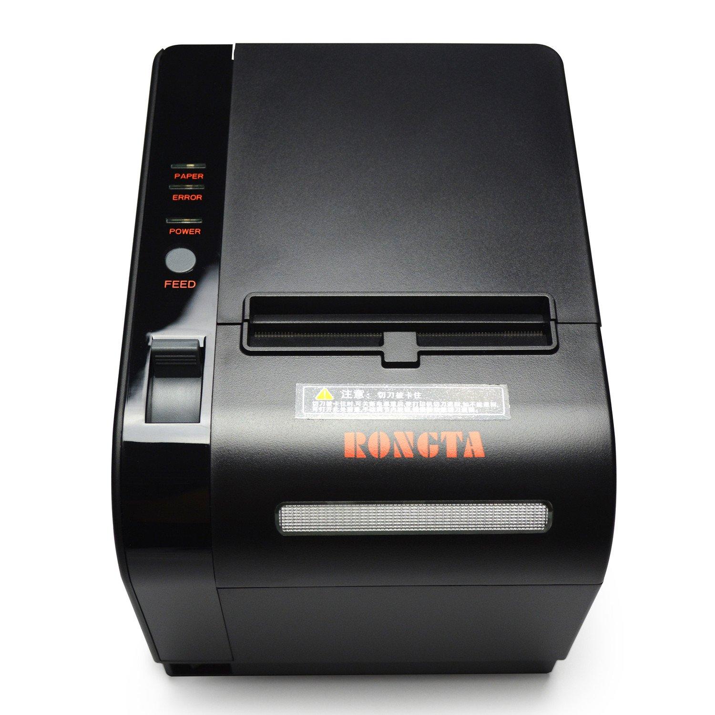 Rongta RP820 Impresora térmica WiFi inalámbrica de 80 mm con ...