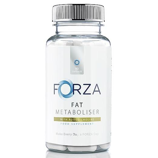 5 opinioni per FORZA Fat Metaboliser – Capsule Brucia Grassi per Perdita di Peso e Dieta – Per