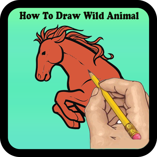 How To Draw Wild Animals (Wild Lessons)