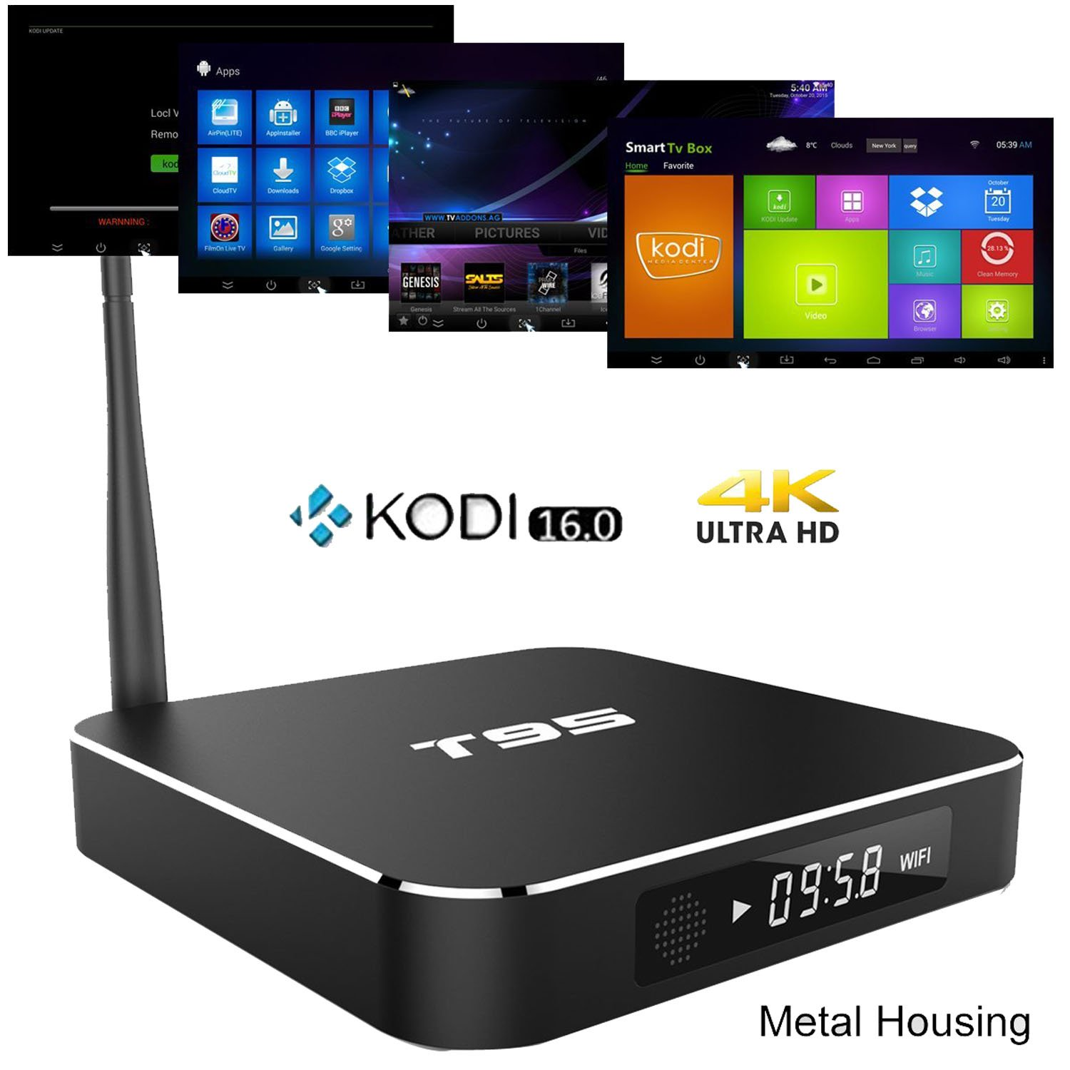 Android Lollipop 5 1 1 stock firmware for Sunvell T95 TV Box