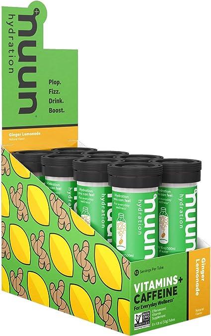Nuun Electrolyte Drink Tablets