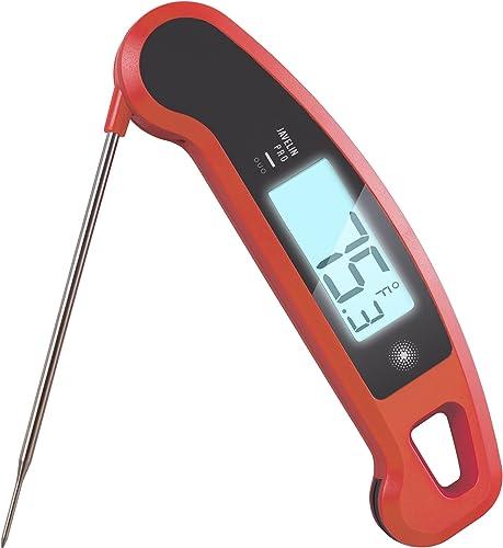 Lavatools Javelin PRO Duo Ambidextrous Backlit Digital Meat Thermometer