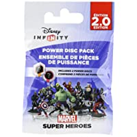 Disney Infinity  Marvel Power Disc Pack,  Edicion 2.0