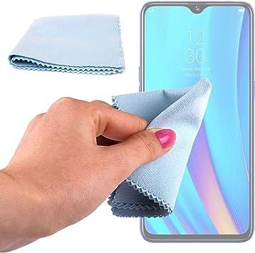 DURAGADGET Gamuza Limpiadora para Smartphone Realme 3 Pro, LG X4 ...