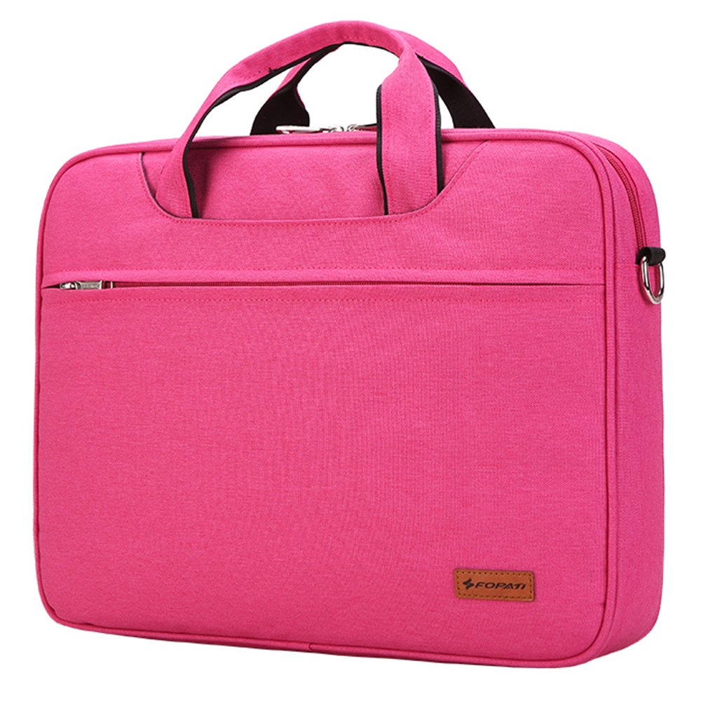 60%OFF Awland Laptop Bag for 15 - 15.6 Inch Laptop Computer Awland Multi-functional Macbook Pro Carry Bag Briefcase Shoulder Bag Laptop Messenger Bag Notebook Sleeve Case Handbag - Pink