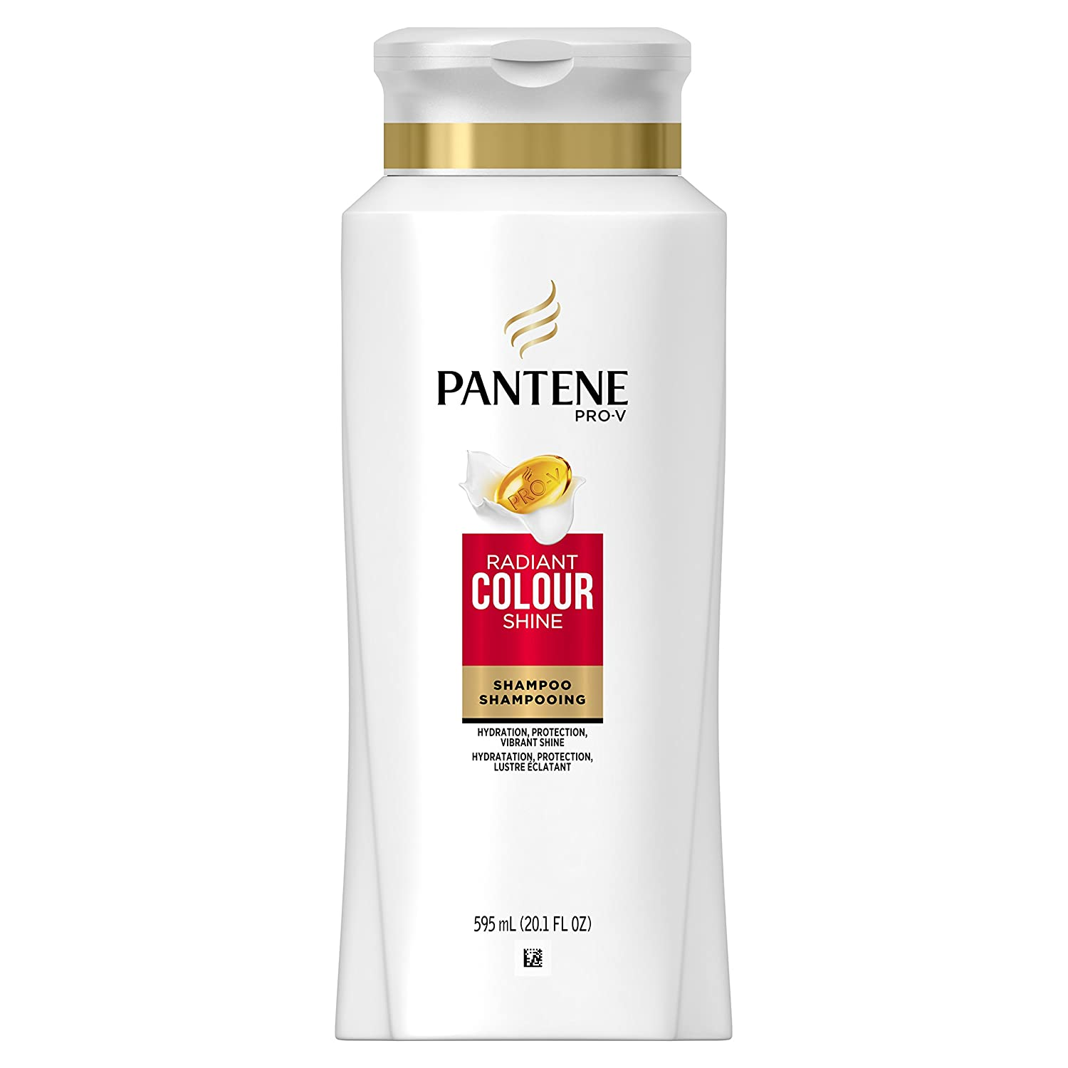 Pantene Pro-V Radiant Colour Shine Shampoo, 595 mL, packaging may vary Procter and Gamble