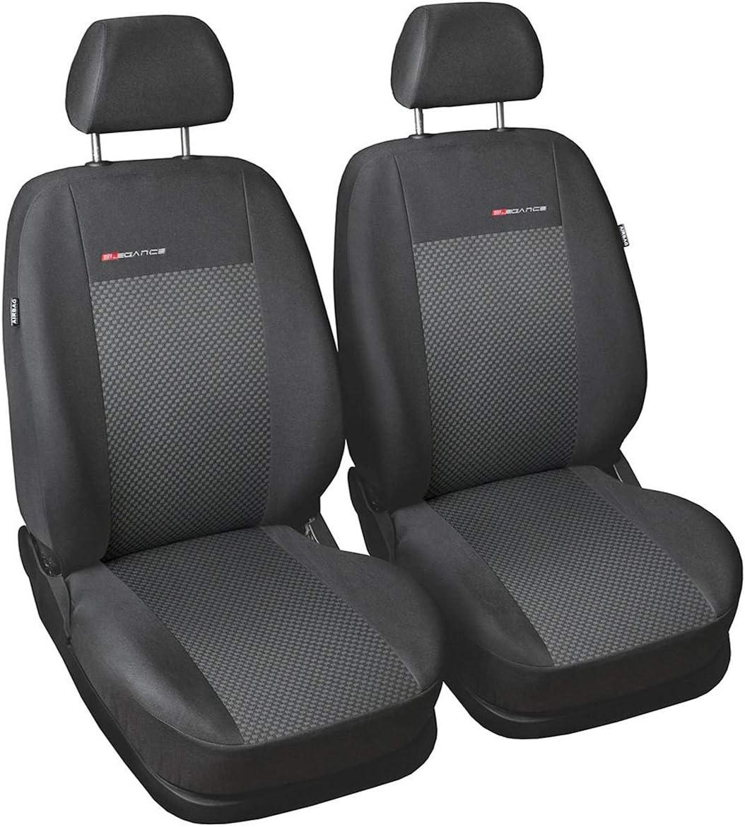 Sitzbezüge Sitzbezug Schonbezüge für Citroen DS4 Vordersitze Elegance P1