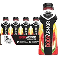 BODYARMOR Sports Drink Sports Beverage, Berry Lemonade, Natural Flavors With Vitamins, Potassium-Packed Electrolytes, No…
