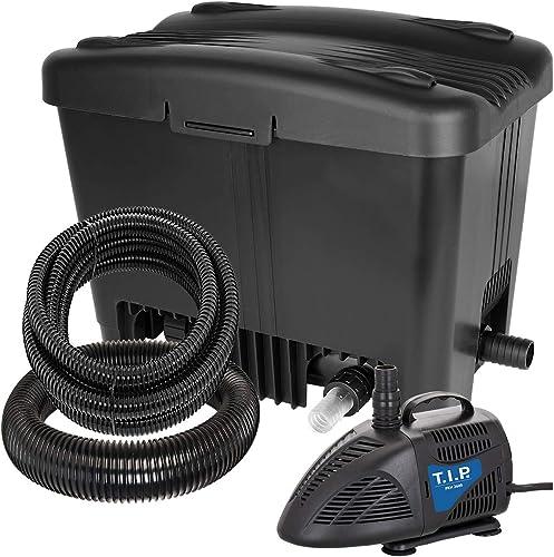 T.I.P.-Teichaußenfilter-mit-UV-C-für-Teiche