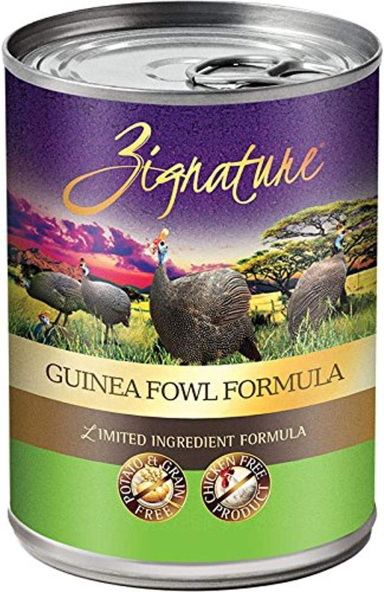 Zignature Limited Ingredient Formula Grain-Free Canned Dog Food, 13oz, case of 12
