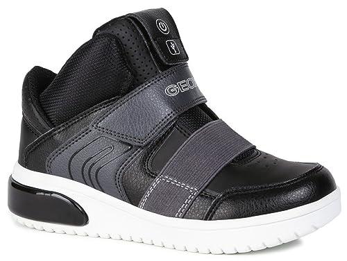 GEOX J847QA-05411 Sneakers Chico: Geox: Amazon.es: Zapatos y complementos