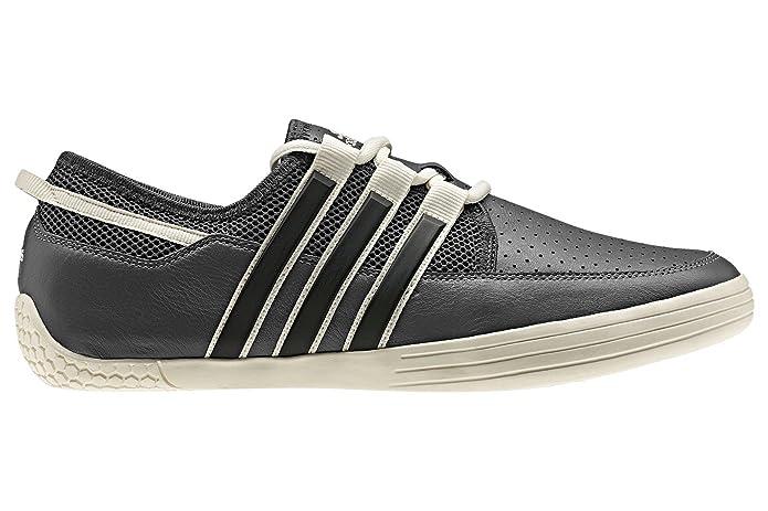 new styles 4d47a 1f035 Adidas Sailing Tactician TN01 Herren Deckschuh (grauweiß, Größe 45 13)  Amazon.de Schuhe  Handtaschen