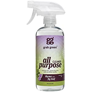 Grabgreen Cleaner All Purpose Thyme, 16 oz