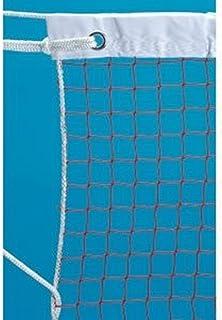 Harrod badminton sport torneo 6.1net maglia di nylon bianco con fascia